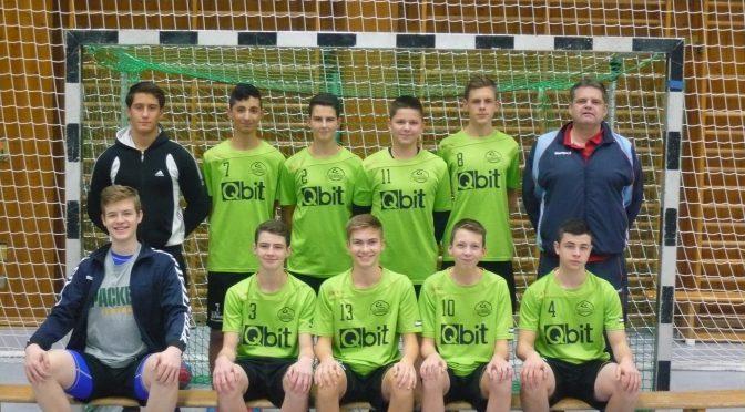 Mannschaftsfoto-B-Jugend