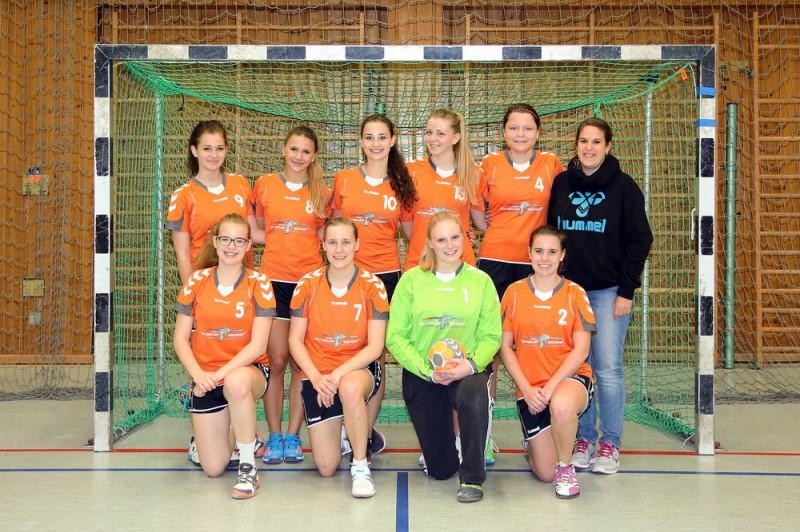 A-Jugend (w) Saison 2014/2015